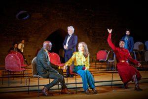 """Isabelle Huppert in scena al Teatro Grande di Pompei in """"La Ceriaie (Il giardino dei ciliegi)"""" di Anton Čechov, dal 23 al 25 luglio 2021"""