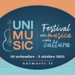 La III Edizione di Unimusic, Festival della musica e della cultura per Napoli, dal 10 settembre al 2 ottobre 2021