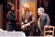 """La prima de """"Lo scarfalietto"""" al Teatro Bellini di Napoli"""