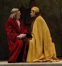 """La prima dell'""""Enrico IV"""" di Pirandello al Teatro Bellini di Napoli"""