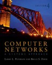 "Recensione del libro ""Computer Networks. A systems approach""  di L. L. Peterson e B. S. Davie (Morgan Kaufmann)"