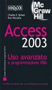 "Recensione del libro ""Access 2003 Uso Avanzato – Handbook"" di Charles E. Brown e Ron Petrusha (McGraw-Hill)"