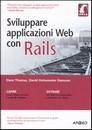"""Recensione del libro """"Sviluppare applicazioni web con Rails"""" di Thomas e Hansson (Apogeo)"""