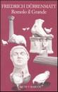 "Recensione del libro ""Romolo il grande"" di Friedrich Durrenmatt (Marcos Y Marcos)"